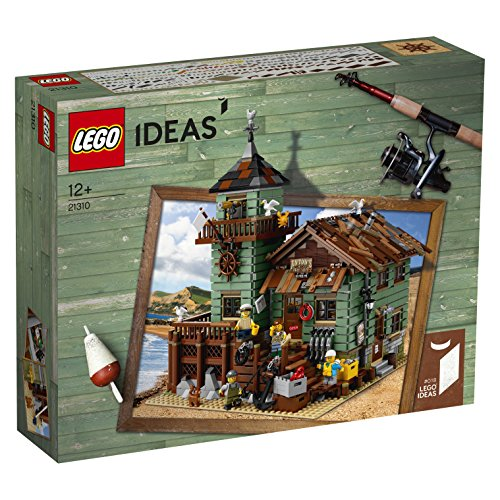 Lego Ideas 21310 Alter Angelladen (Bait Shop)