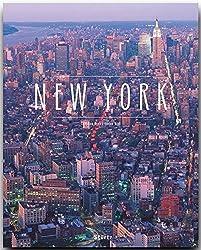 NEW YORK - Ein Premium***-Bildband in stabilem Schmuckschuber mit 224 Seiten und über 300 Abbildungen - STÜRTZ Verlag