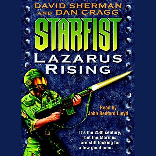 Lazarus Rising  Audiolibri