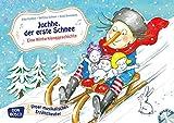 Juchhe, der erste Schnee. Eine Winterklanggeschichte, m. Audio-CD: Bildkarten für unser musikalisches Erzähltheater. Entdecken. Erzählen. Begreifen. Kamishibai Bildkartenset