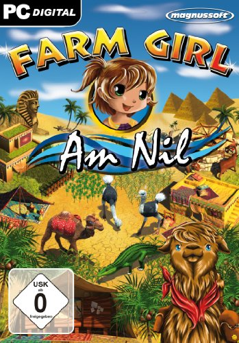 Farm Girl am Nil