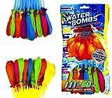 [Toi-Toys / SHS] 111 Wasserbomben QUICK / 111  in 60 Sekunden / selbstschließend / WASSERBALLONS / 3 Bündel á 37 Wasserbomben / WATER BALLOONS SEAL / SELF SEAL