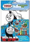 Anker THCST Thomas & Friends Malbuch mit Stiften, mit Motiven aus der Serie