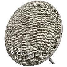 HOIHO Altavoces Bluetooth inalámbrico portátil Bluetooth 4.1,12W, con radio FM, micrófono incorporado, audio Jac 3.5 mm, acoplamiento estéreo para sonido envolvente, para deportes, viajes, ducha, playa, fiesta ( Color : Brown )
