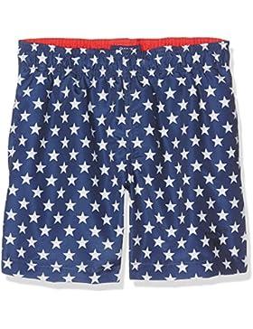 Gant Boy's Stars Swim Shorts, Bañador para Niñas