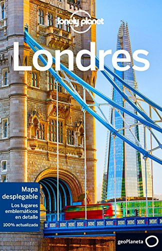 Londres 8 (Lonely Planet-Guías de ciudad)