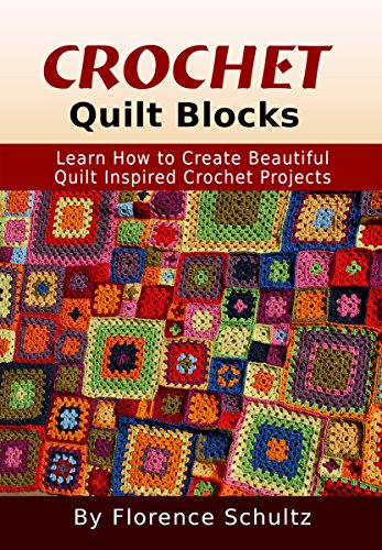 Book Cover Crochet Quilt ~ Crochet quilt blocks learn how to create beautiful