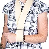 Adjustable Foam Arm Sling - Universal Size Broken/Sprained Muscle/Shoulder/Elbow