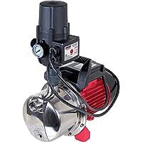WALTER Hauswasserautomat 1100 Watt, mit integriertem Trockenlaufschutz, Ansaughöhe 8 Meter, Förderhöhe 45 Meter…