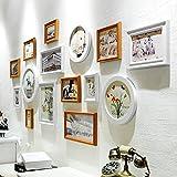 Galleria fotografica X&L Europei combinazioni creative di foto parete telaio muro Mediterraneo orientale stile parete decorazione foto...