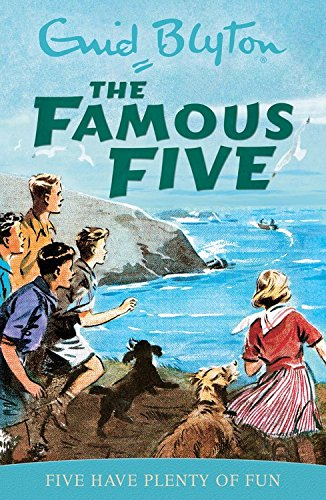 Five Have Plenty Of Fun: Book 14 (Famous Five)