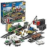 LEGO City - Treno Merci, 60198