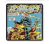 Untersetzer Ghost Rider - Marvel Comics - Deathrace - Bierdeckel - Lizenziertes Originaldesign - LOGOSHIRT