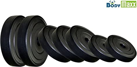 Pvc Weight Plates Home Gym Combo