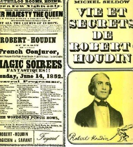VIE ET SECRETS DE ROBERT-HOUDIN