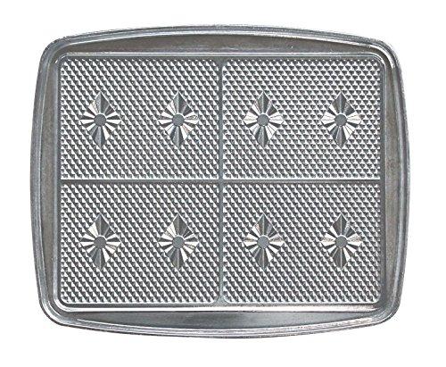 Lagrange 030221, Confezione piastre per gaufre/waffel per macchina per gaufre/waffel Super 2