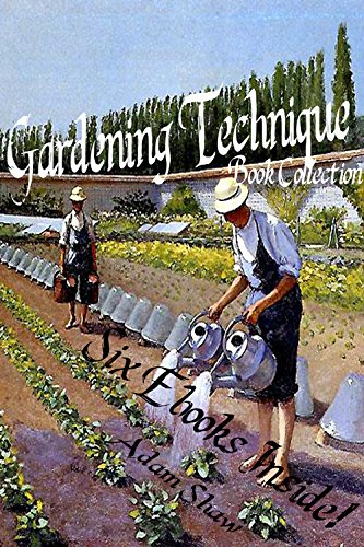 Gardening Technique Book Collection (English Edition) Adams-obst