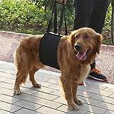 yosoo Gürtel AUX für die Haustiere Geschirr Klassische Traversenlift für die ältere Tiere oder Krank-Hund mit und Aussteigen Treppen, und Aussteigen Fahrzeuge