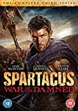 Spartacus:War of the Damned [DVD] [Reino Unido]