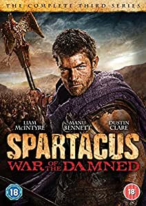 Spartacus - War of the Damned - Series 3 [UK Import]