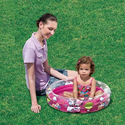 Bestway - Piscina para niños Minnie Mouse (90781)