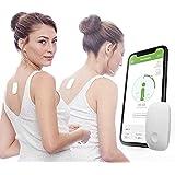 Upright Go Correttore Posturale Indossabile Intelligente - Allenamento Personalizzato con Le App iOS e Android Gratuite - Mig