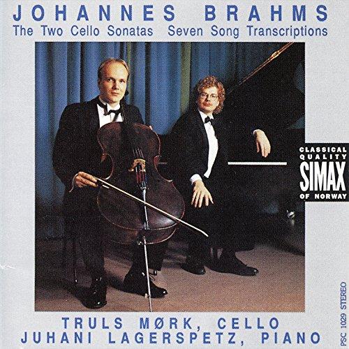 Brahms: Cello Sonatas 1 & 2, &...