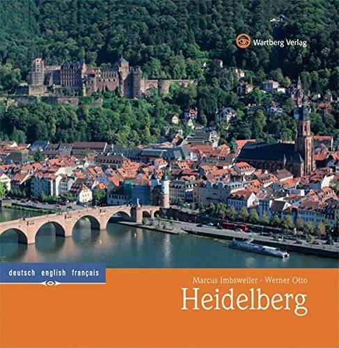 Heidelberg: Ein Bildband in Farbe