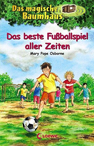 Buchseite und Rezensionen zu 'Das magische Baumhaus - Das beste Fußballspiel aller Zeiten: Band 50' von Mary Pope Osborne