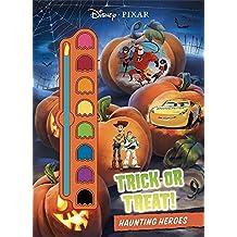 Disney Pixar Trick or Treat!: Haunting Heroes