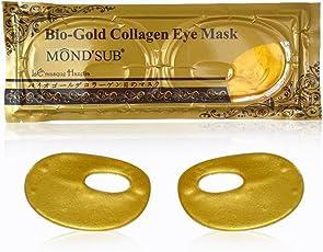 Mond'sub Golden Collagen Eyelid Facial Masks (25g) - Set of 10