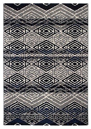 andiamo-721614-vintage-alfombra-pelo-corto-puerto-160-x-230-cm-color-azul-gris