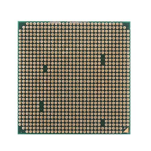 Sairis 3.0 GHz 2 MB Cache Dual-Core-Prozessor ADX2500CK23GM Funktioniert für Socket AM3 + Mainboard Kein Adapter erforderlich (Silber)