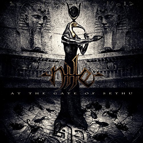 Nile: At the Gate of Sethu (Audio CD)