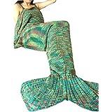 Turquoise couvertures plaids et boutis linge de lit et oreillers cuisine maison for Boutis turquoise