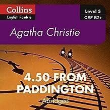 4.50 from Paddington: B2+ Collins Agatha Christie ELT Readers