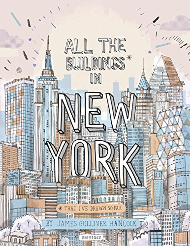 All the Buildings in New York: That I've Drawn So