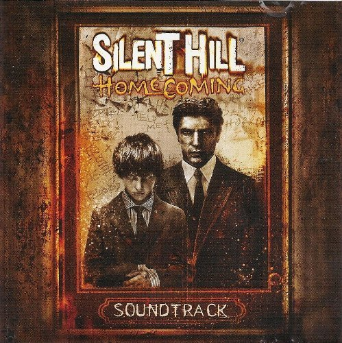 Silent Hill Homecoming original soundtrack