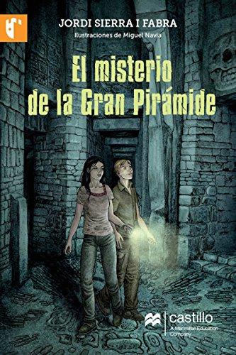 El misterio de la Gran Pirámide (serie naranja) por Jordi Sierra i Fabra