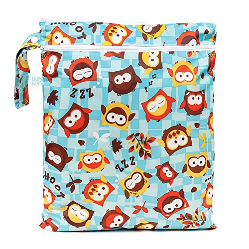 bumkins-bumkwdb240-wet-dry-bag-busta-per-asciutto-bagnato-blu-blue-owls