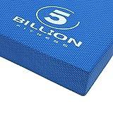 5BILLION Almohadilla de equilibrio Balance Pad - 49cm x 39cm x 6cm - Almohadilla de ejercicios & Equilibradora de espuma Trainer - Cojín Oscilante para Terapia Física
