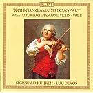 Mozart, W.A.: Violin Sonatas, Vol. 2 - Nos. 23, 26 and 33