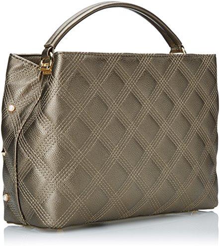 Gaudì Handbag-Linea Aurora-cm.31 x 22,50 x 11, Borsa a Mano Donna, 31 x 22.5 x 11 cm (W x H x L) Bronzo