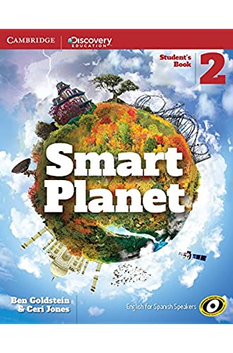 Smart Planet Level 2 Student's Book with DVD