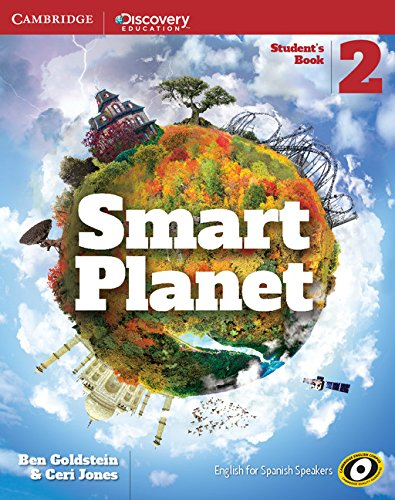 Smart Planet Level 2 Student's Book with DVD-ROM - 9788483236604 por Ben Goldstein