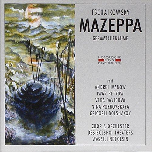Mazeppa [Import allemand]