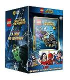Coffret LEGO DC Comics Super Heroes : LEGO Batman + La Ligue des Justiciers vs Bizarro + L'attaque de la Légion Maudite + L'affrontement cosmique + S'évader de Gotham City [Édition Limitée]