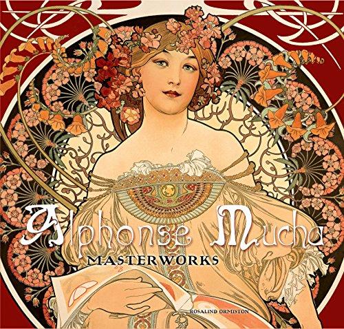 Alphonse Mucha: Masterworks por Rosalind Ormiston