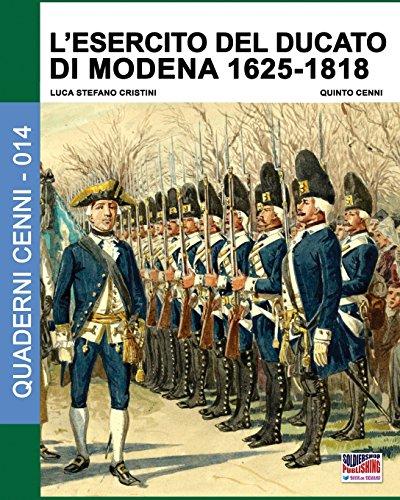 L'esercito del Ducato di Modena: 1