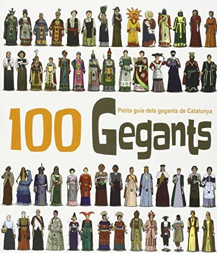 Expositor Cultura Popular - El Cep i la Nansa edicions: 100 Gegants. Petita Guia dels Gegants de Catalunya (Figures de Festa)